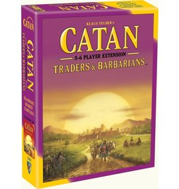 Catan Studios Catan Traders and Barbarians 5-6 Player Extension