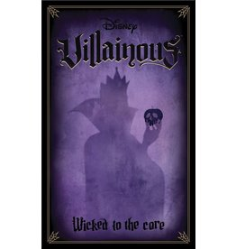Ravensburger Disney Villainous Wicked to the Core