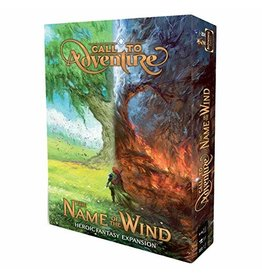 Brotherwise Games Call to Adventure The Name of the Wind Expansion