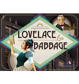 AEG Lovelace & Babbage
