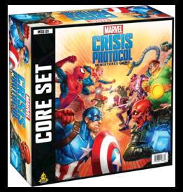 Asmodee Studios MCP Marvel: Crisis Protocol - Core Set