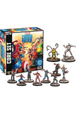 Atomic Mass Games MCP Marvel: Crisis Protocol - Core Set