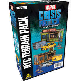 ANA Asmodee Studios NYC Terrain Character Pack Marvel: Crisis Protocol