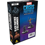 Atomic Mass Games MCP Black Panther & Killmonger Character Pack