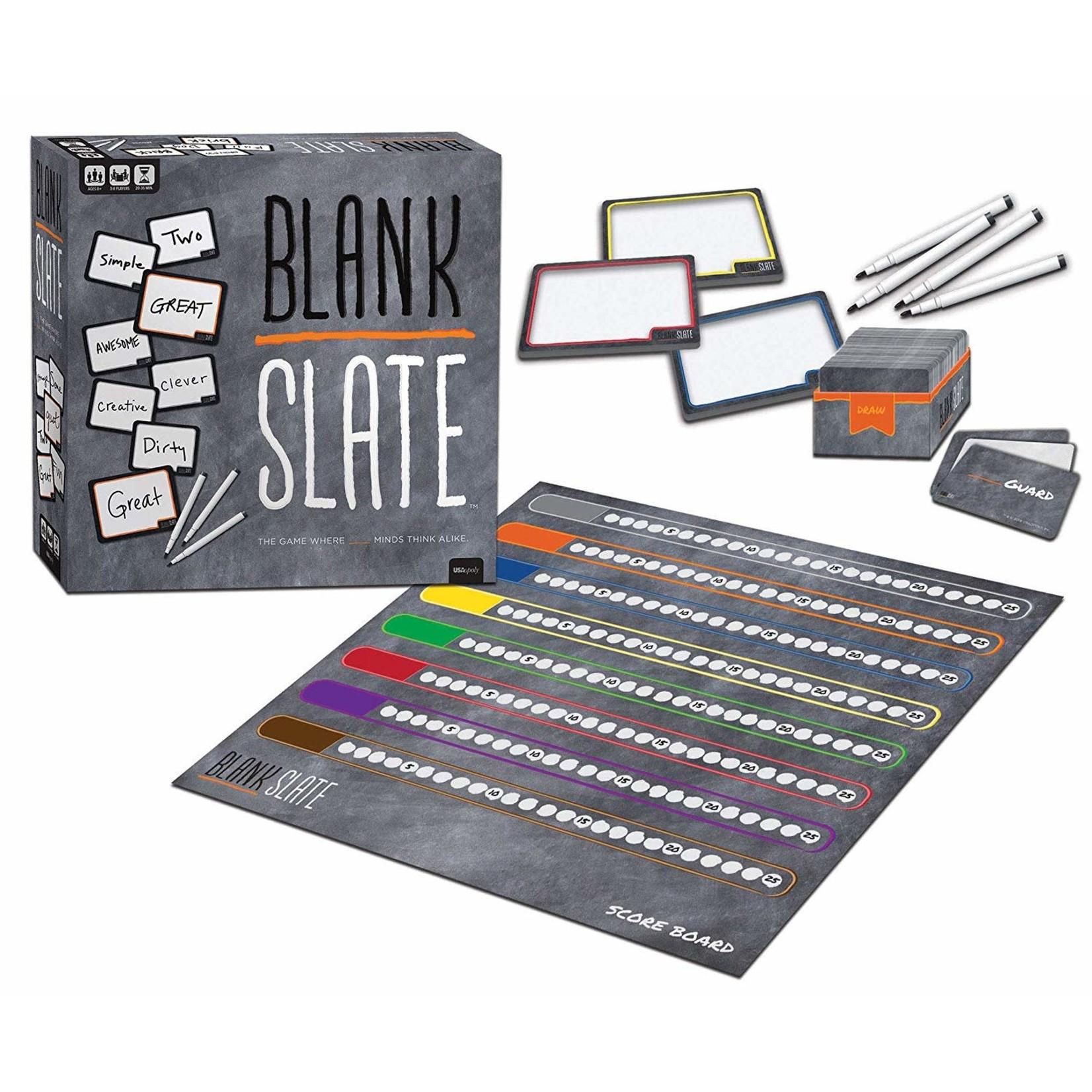 USAopoly Blank Slate