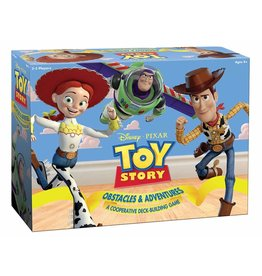 USAopoly Toy Story Obstacles & Adventures Deck Building Game