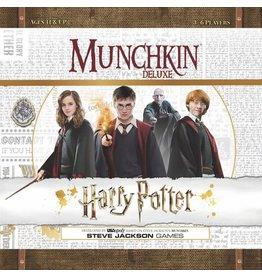 Steve Jackson Games Munchkin Deluxe Harry Potter