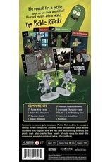 Cryptozoic Entertainment Rick & Morty The Pickle Rick Games