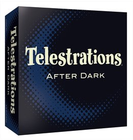 USAopoly Telestrations 8 Player After Dark