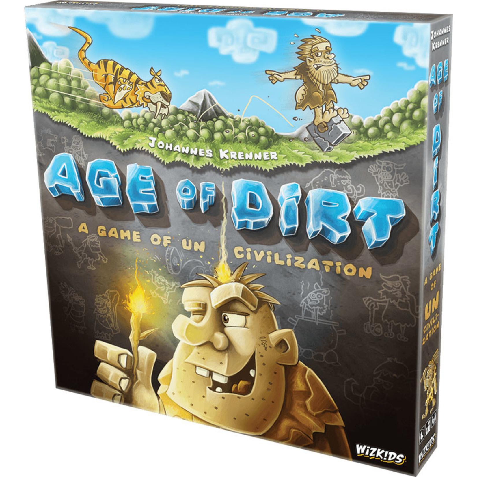 WIZKIDS/NECA Age of Dirt A Game of Uncivilization