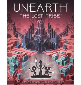 Brotherwise Games The Lost Tribe Unearth Expansion