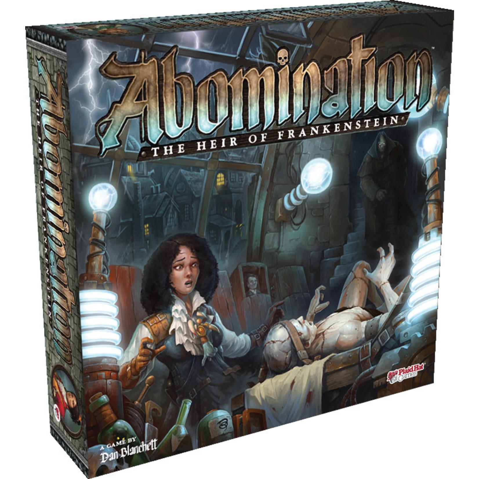 Plaid Hat Games Abomination: The Heir of Frankenstein