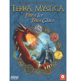 ANA ZMan Games Fire and Ice Terra Mystica Expansion
