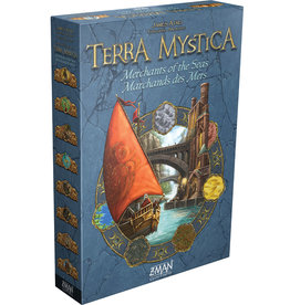 ANA ZMan Games Merchants of the Sea Terra Mystica Expansion