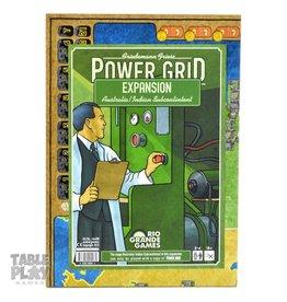 Rio Grande Games Power Grid: India Australia Expansion