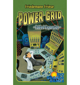Rio Grande Games Power Grid: Fabled Cards