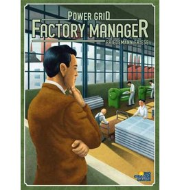 Rio Grande Games Power Grid: Factory Manager