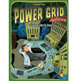 Rio Grande Games Power Grid: Deluxe
