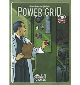 Rio Grande Games Power Grid: Recharged