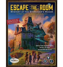 Thinkfun Mystery at the Stargazer's Manor Escape the Room