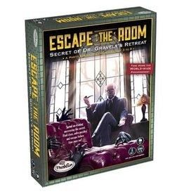 Thinkfun Secret of Dr Gravely's Retreat Escape the Room