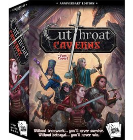 Smirk & Dagger Games Cutthroat Caverns Anniversary Edition