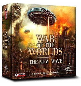 Grey Fox Games War of the Worlds The New Wave