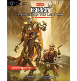 WOTC D&D D&D Eberron: Rising From the Last War
