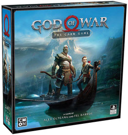 ANA CMON God of War Card Game