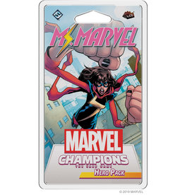 Fantasy Flight Games MC LCG Ms Marvel Pack