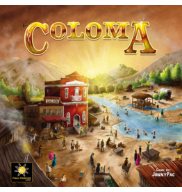 Final Frontier Games Coloma Deluxe KS
