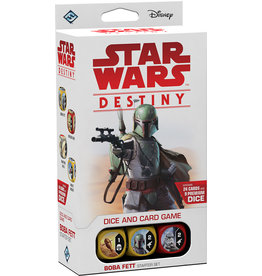 Fantasy Flight Games SW Destiny: Boba Fett Starter