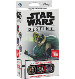 Fantasy Flight Games SW Destiny: General Grievous Starter