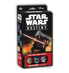 Fantasy Flight Games SW Destiny: Kylo Ren Starter