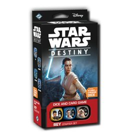 Fantasy Flight Games SW Destiny: Rey Starter Set