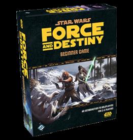 Fantasy Flight Games SW RPG F&D Beginner Game