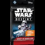 Fantasy Flight Games SW Destiny: Spirit of Rebellion Pack