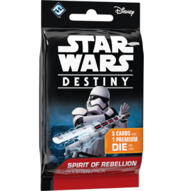 Fantasy Flight Games SW Destiny: Spirit of Rebellion Pack