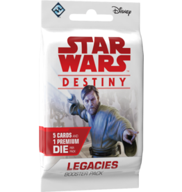 Fantasy Flight Games SW Destiny: Legacies Booster Pack