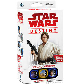 Fantasy Flight Games SW Destiny: Luke Skywalker Starter