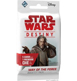 Fantasy Flight Games SW Destiny: Way of the Force Booster Pack