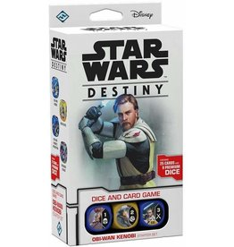 Fantasy Flight Games SW Destiny: Obi-Wan Kenobi Starter
