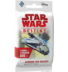 Fantasy Flight Games SW Destiny: Across the Galaxy Booster Pack