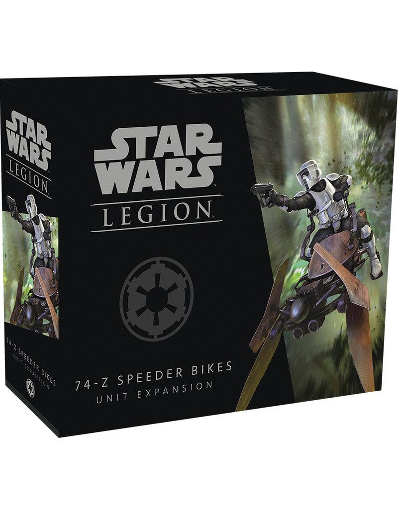 Fantasy Flight Games 74-Z Speeder Bikes Unit SW: Legion