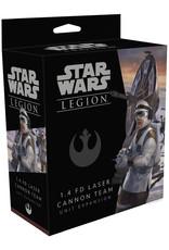 Fantasy Flight Games 1.4 FD Laser Cannon Team Unit SW: Legion