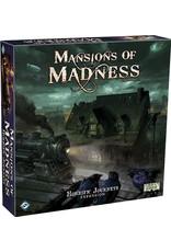 Fantasy Flight Games Horrific Journeys Expansion Mansions of Madness 2E