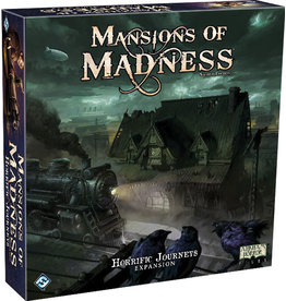 Fantasy Flight Games Horrific Journeys Expansion Mansions of Madness 2E