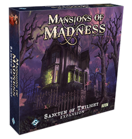 Fantasy Flight Games Sanctum of Twilight Mansions of Madness