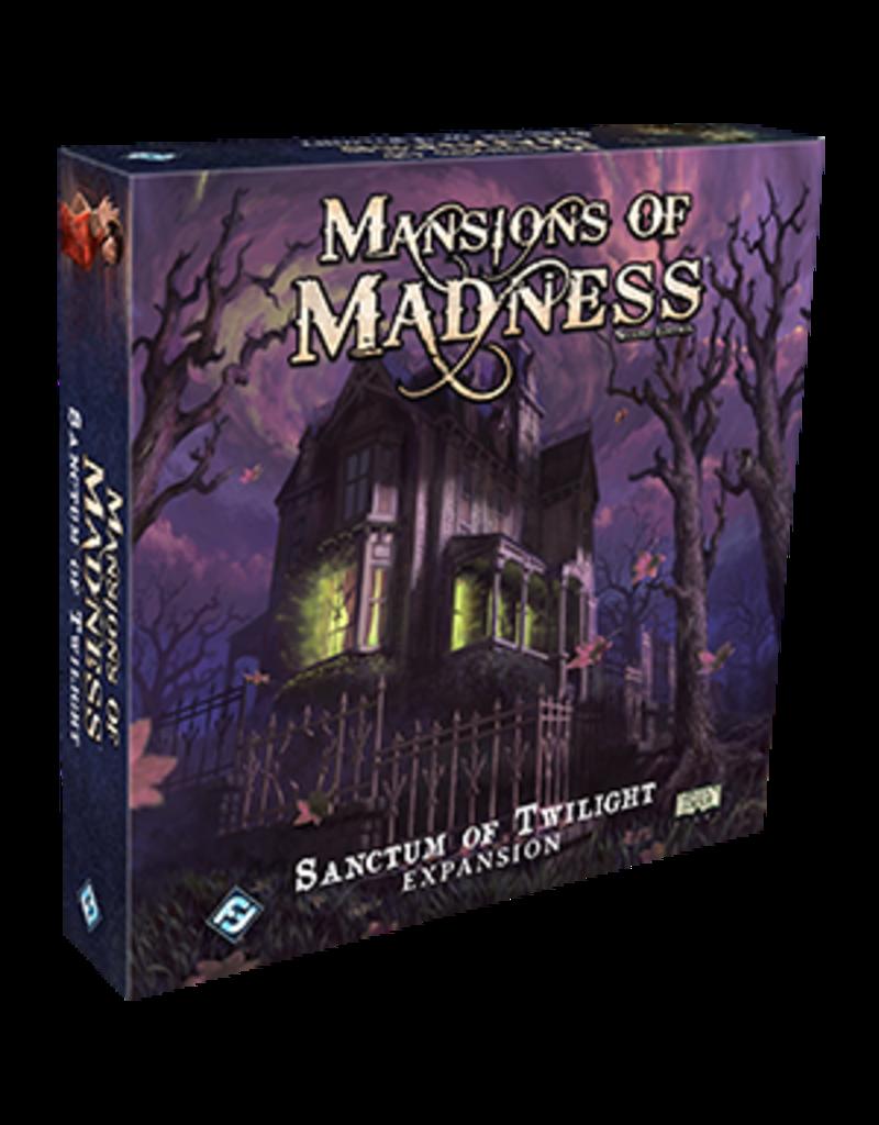 Fantasy Flight Games Sanctum of Twilight Mansions of Madness