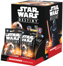 Fantasy Flight Games Star Wars Destiny Awakenings Display